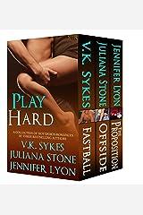 Play Hard Kindle Edition