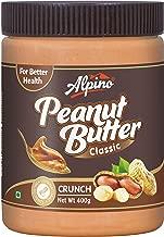 Alpino Classic Peanut Butter Crunch 400g (Gluten Free / Non-GMO)
