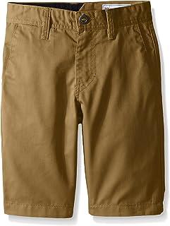 Volcom Boys' in Cotton Twill Chino Short (Big Boys & Little Boys Sizes)