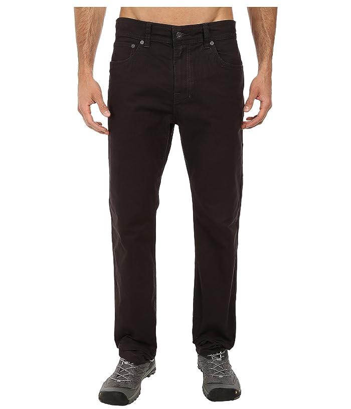 Prana Tucson Pant (Charcoal) Men