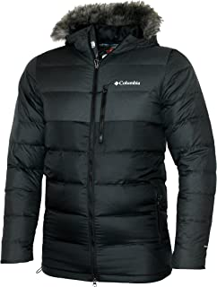 Columbia 男式 northridge LODGE 700填充羽绒连帽 OMNI 热冬季羽绒外套