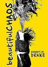 الجميلة Chaos (Robert M. Drake/تي شيرت رجالي مكتوب عليه بطراز عتيق Wild)