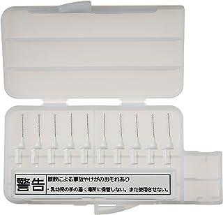 パナソニック ポケットドルツ用歯間ブラシ 10本入 白 EW0967-W