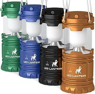 چراغ قوه MalloMe کمپینگ چراغ قوه کمپینگ Gear Accessories Equipment - عالی برای اورژانس، چادر نور، Backpacking