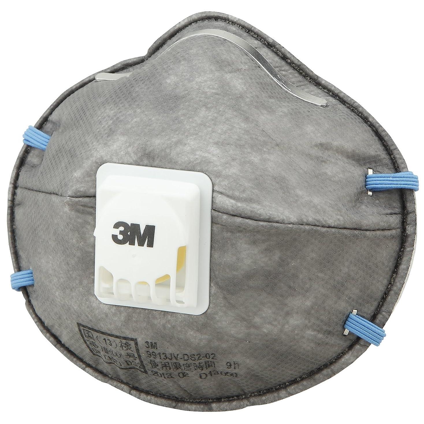 変装タイムリーな合体3M 使い捨て式防じんマスク 9913JV-DS2 10枚入り 国家検定合格品
