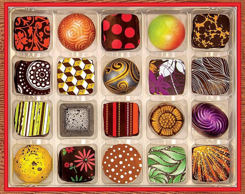 Springbok Puzzles Schokolade Kunst Puzzle (1000Stück)