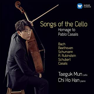Songs of the Cello