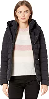 Andrea Puffer Jacket Black MD