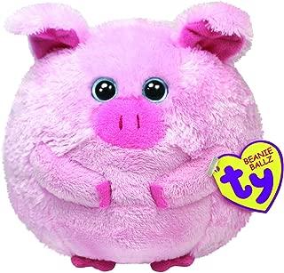 Ty Beanie Ballz Beans The Pig Large