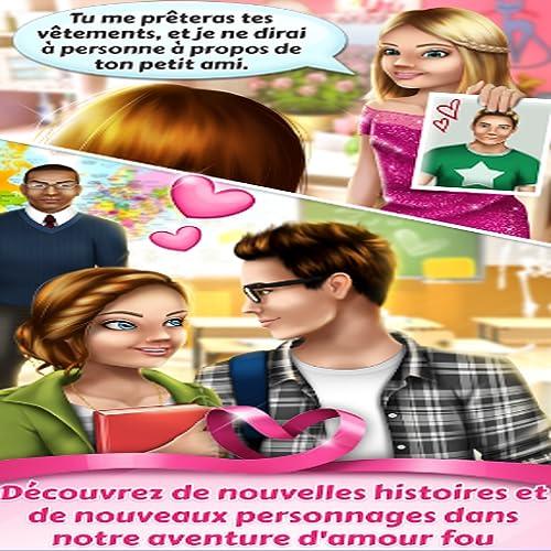 Jeux d'amour pour fille