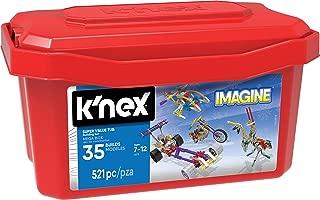 k nex 521 pieces