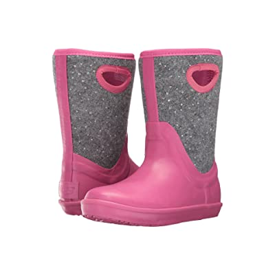 UGG Kids Kex Sparkle (Little Kid/Big Kid) (Pink Azalea) Girls Shoes
