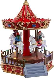 Christmas Carousel Recreation 2021 Amazon Com Christmas Carousel