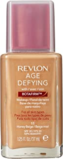 Revlon Age Defying Makeup with Botafirm for Normal/Combination Skin, Honey Beige, 1.25-Ounce