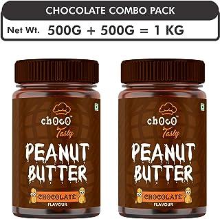 Choco Tasty® Premium Peanut Butter Chocolate Flavour [1 Kg]