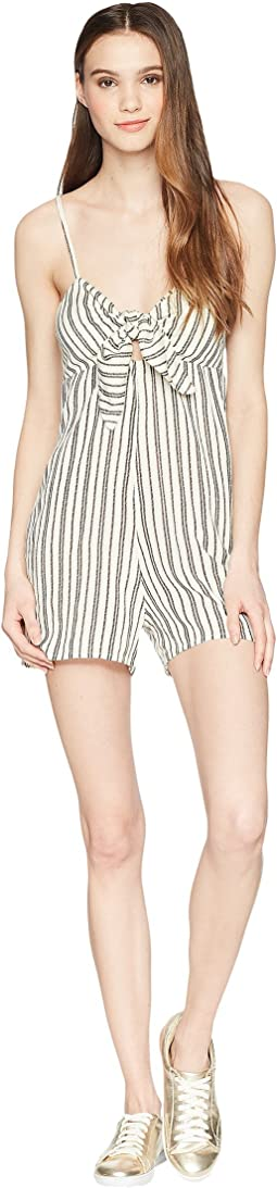Twist and Jump Romper