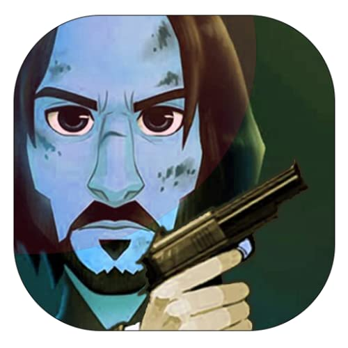Mr Wick spy puzzles - the man with bullet gun (Mens Bullet)