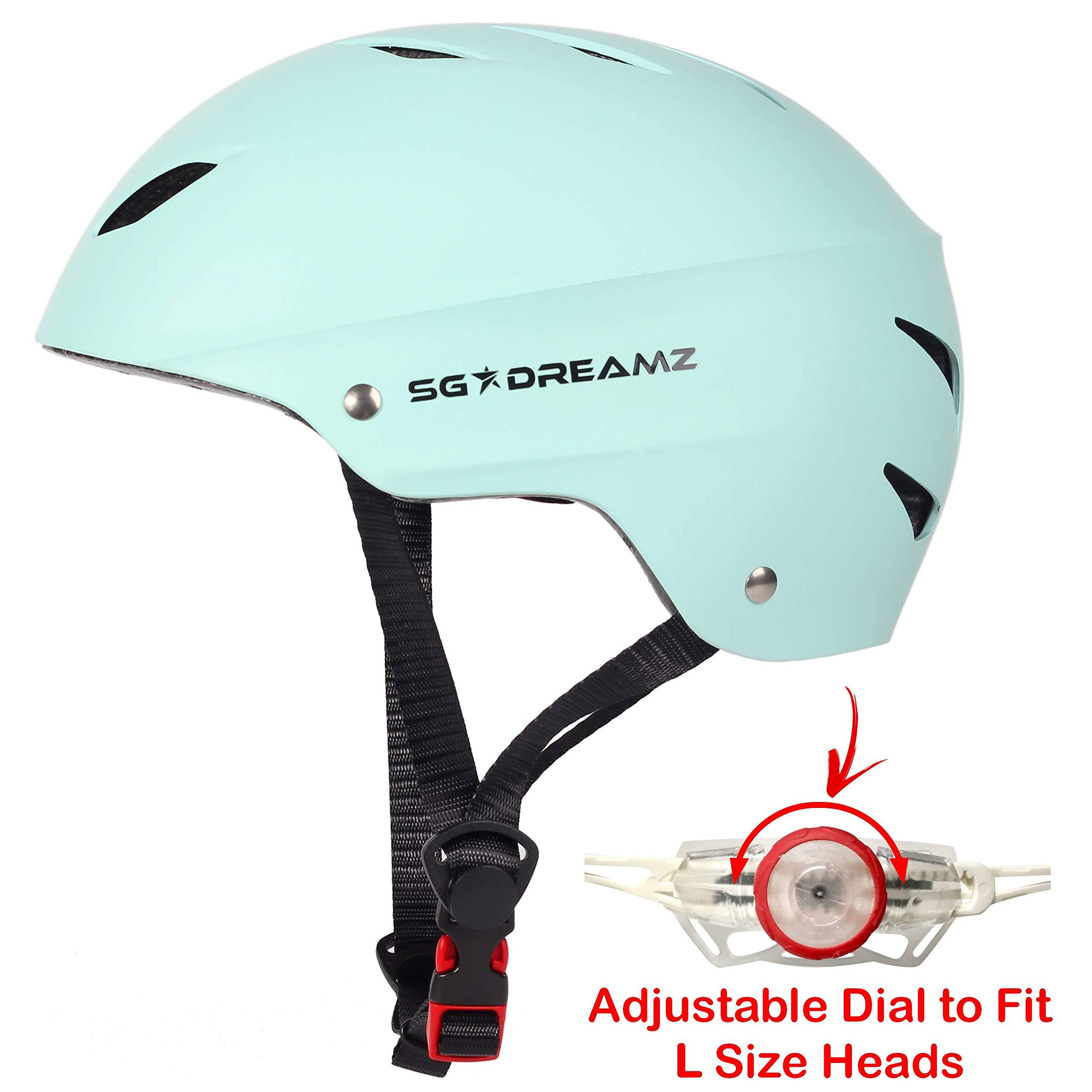 Adult Helmet Commuter Adjustable Circumference