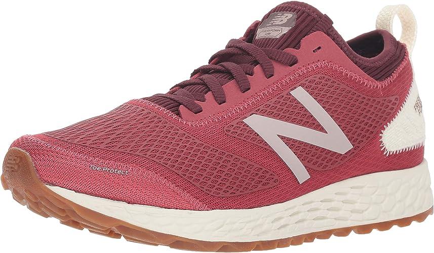 nouveau   Wohommes Gobi V3 Fresh Foam Trail FonctionneHommest chaussures, Earth rouge sea Salt Gum, 5 D US