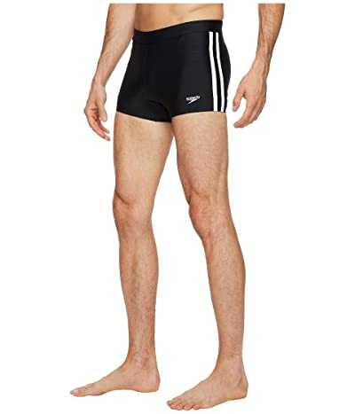 Speedo Shoreline Square Leg (Black) Men