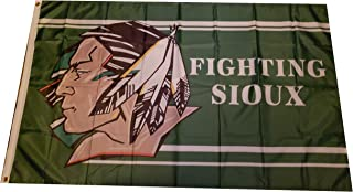 Best fighting sioux flag Reviews