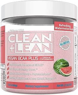 Clean+Lean Vegan BCAA