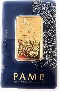 pamp gold 1 oz