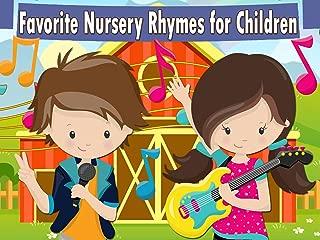 Favorite Nursery Rhymes for Children