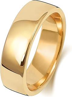 Anello Fede Nuziale Uomo/Donna 6mm in Oro giallo 18k (750) WJS1893818KY