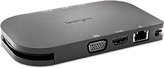 Docking Station USB-C, Kensington, SD1600P, Portátil com Pass Through, Universal