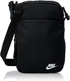 Nike Mens Messenger Bag, Black/White - NKBA5898-010