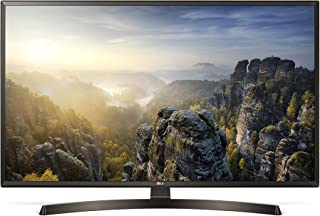 LG 43 Inch Ultra HD 4K Smart TV-43UK6400PVB