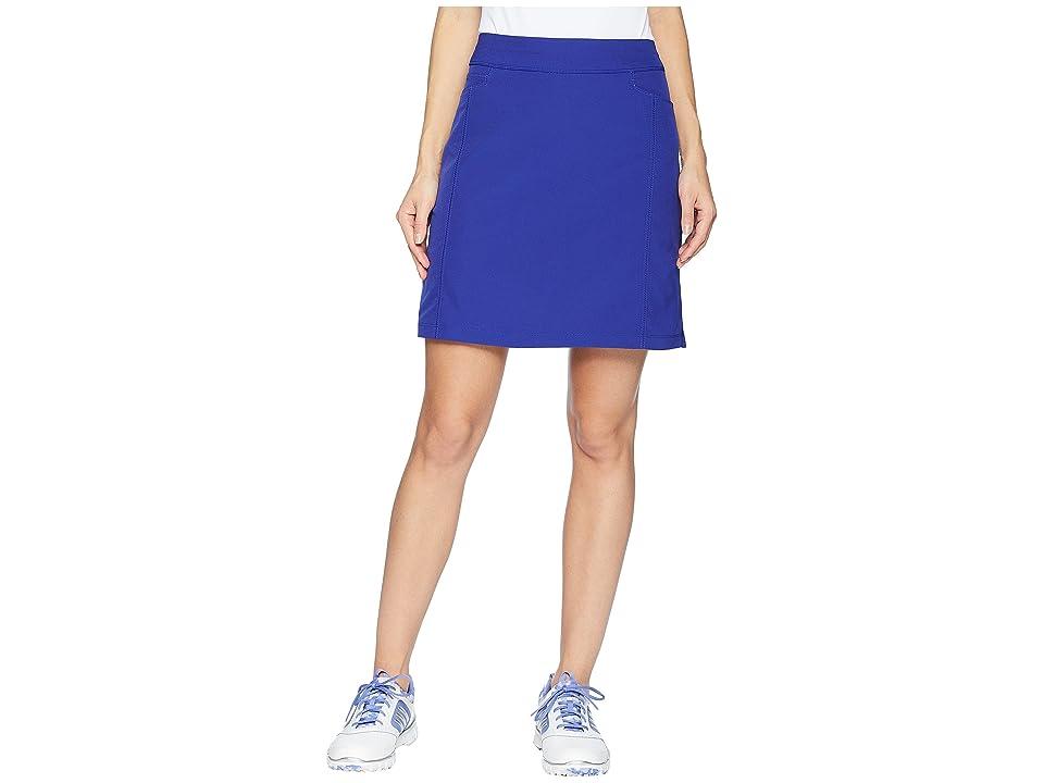 adidas Golf Ultimate Adistar Skort (Real Purple) Women