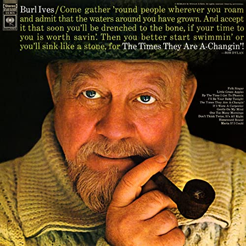 Amazon Music - バール・アイヴスのThe Times They Are A-Changin ...
