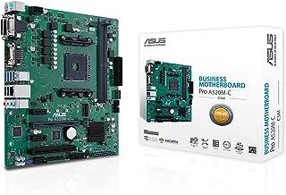 ASUS AMD A520 搭載 AM4 搭載 マザーボード PRO A520M-C/CSM 【 MicroATX 】 企業安定モデル