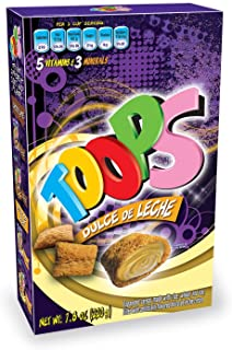 TOOPS Dulce De Leche Cereal, 7.8 Ounce (Pack of 12)
