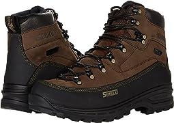 """Mountain Stalker 6"""" Hiker Waterproof"""