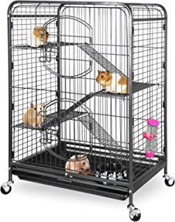 Best two-story guinea pig cages Reviews