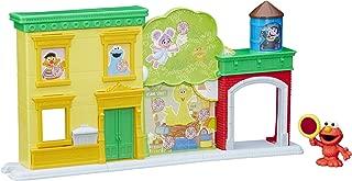 Sesame Street Playskool Discover ABCs with Elmo Playset