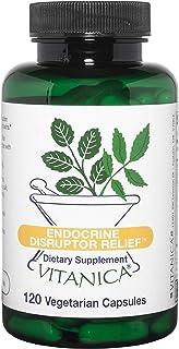 Vitanica Endocrine Disruptor Relief, 120 Count