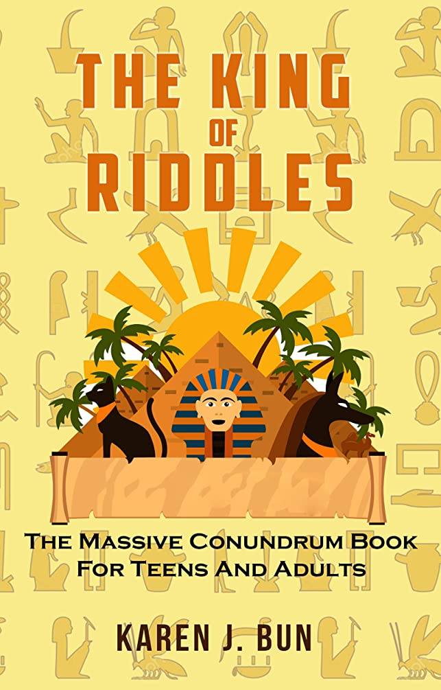 凶暴な指標速度The King Of Riddles: The Massive Conundrum Book For Teens And Adults (English Edition)
