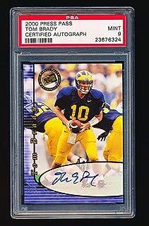Amazoncom Tom Brady Trading Cards Sports Collectibles