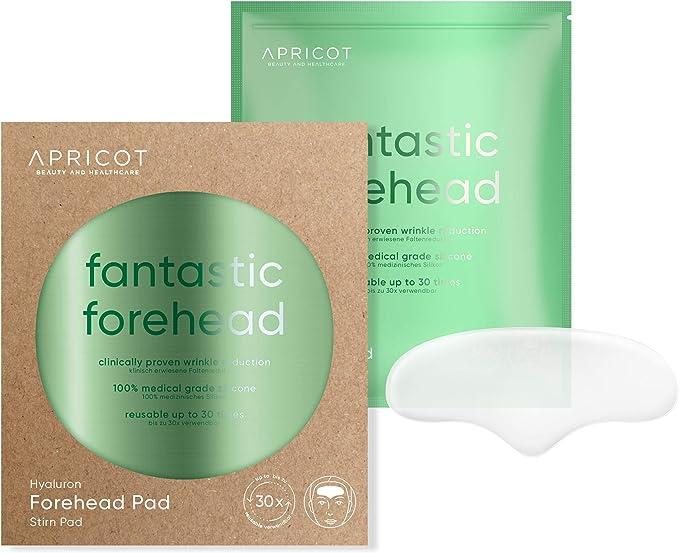 313 opinioni per APRICOT Fantastic Forehead, pad per fronte antirughe idratante con acido