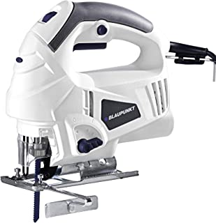 Blaupunkt Electric Jigsaw JZ3000-710W Motor - Variable Speed - 3 Pendulum Settings - Quick Change Blade - 0-45° Cutting An...