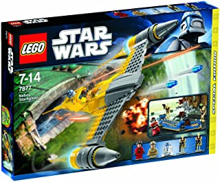 LEGO Star Wars Exclusive Special Edition Set #7877 Naboo Sta