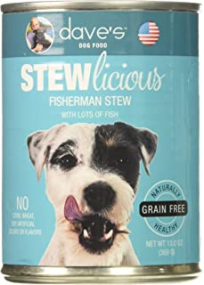Dave'S Stewlicious Meal For Dogs, 13 Oz Can (Case Of 12)