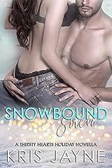 Snowbound Siren (Thirsty Hearts Novellas Book 2) Kindle Edition