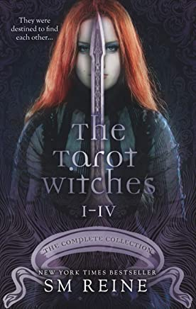 The Tarot Witches Complete Collection: Caged Wolf, Forbidden Witches, Winter Court, and Summer Court (English Edition)
