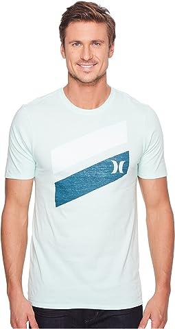 Hurley - Icon Slash Push Through T-Shirt