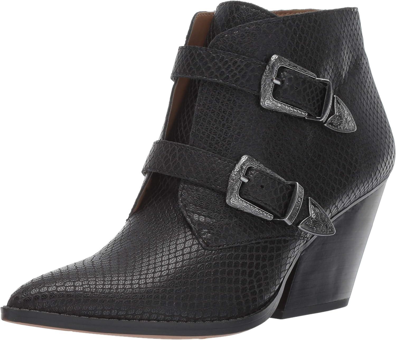 Franco Sarto Womens Granton Ankle Boot